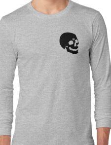 PostMortem - SKULL Long Sleeve T-Shirt