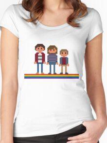 Christian, Alison, John Women's Fitted Scoop T-Shirt