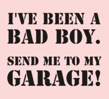 Bad Boy Garage Kids Tee