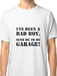 Bad Boy Garage Classic T-Shirt