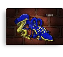 The Antloling (The Gutter Maw) Canvas Print