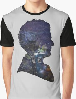 Space & Capaldi Graphic T-Shirt