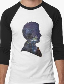 Space & Capaldi Men's Baseball ¾ T-Shirt