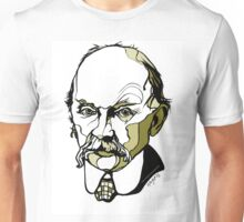 Thomas Hardy  Author Unisex T-Shirt