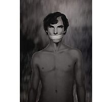 My Name is Sherlock & I am a ___ Photographic Print