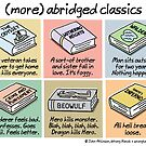(more) abridged classics by WrongHands
