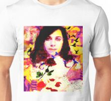 THE LAST LIVING ROSE P J HARVEY Unisex T-Shirt