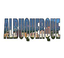 Albuquerque Photographic Print