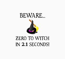 Zero To Witch Women's Fitted Scoop T-Shirt