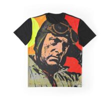 Sir Malcolm Campbell (colour) Graphic T-Shirt