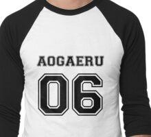 Spirited Away - Aogaeru Varsity Men's Baseball ¾ T-Shirt