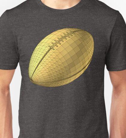 rugby ball Unisex T-Shirt