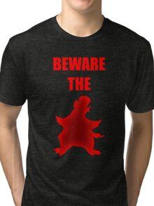 Beware the Penguin Tri-blend T-Shirt