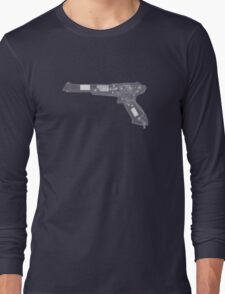 Nintendo NES Zapper - X-Ray Long Sleeve T-Shirt