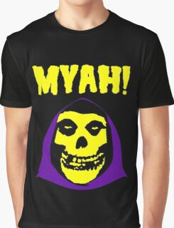 Skeletor-Misfits Composite Graphic T-Shirt