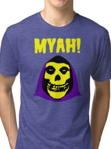 Skeletor-Misfits Composite Tri-blend T-Shirt