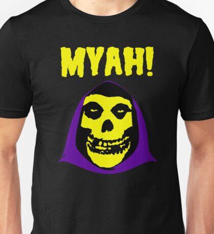Skeletor-Misfits Composite Unisex T-Shirt