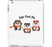 Potter Panda Pals iPad Case/Skin