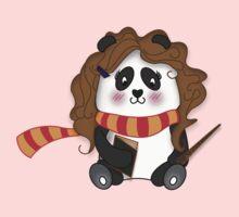 Potter Panda Pals - Hermione One Piece - Short Sleeve