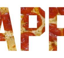 KKG pizza Sticker