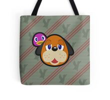 DUCK HUNT DUO ANIMAL CROSSING Tote Bag