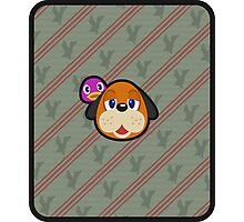 DUCK HUNT DUO ANIMAL CROSSING Photographic Print