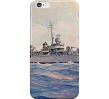 USS Halsey Powell iPhone Case/Skin