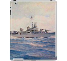 USS Halsey Powell iPad Case/Skin