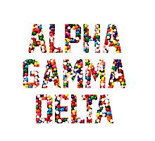 AGD Sprinkles Photographic Print