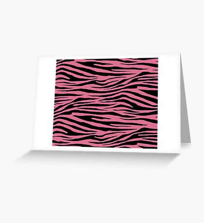 0499 Pale Red-Violet or Pale Violet-Red Greeting Card
