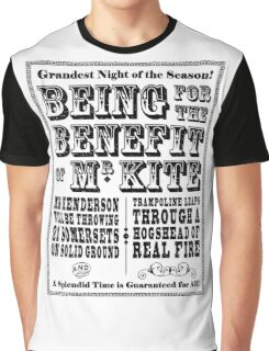Being for the Benefit of Mr Kite - Colourway 1 Graphic T-Shirt