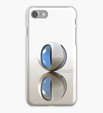 Reflections of A UFO iPhone Case/Skin