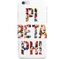 Pi Phi sprinkles iPhone Case/Skin