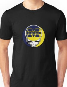 University of Michigan Grateful Dead Unisex T-Shirt