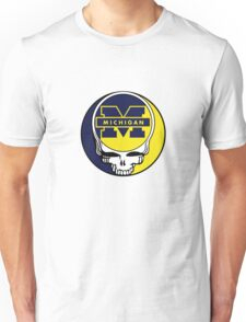 University of Michigan Grateful Dead Unisex T-Shirt