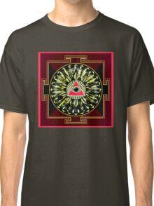 PINK EYE YANTRA 23 Classic T-Shirt