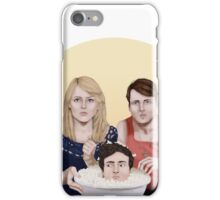 Everyone's up for popcorn iPhone Case/Skin