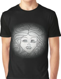 Madame Leota (Haunted Mansion Drawing) Graphic T-Shirt