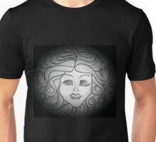 Madame Leota (Haunted Mansion Drawing) Unisex T-Shirt