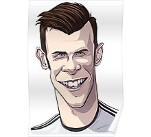 Bale Caricature Poster