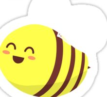 Buzzing Life! Sticker