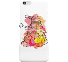 Dalek Watercolour iPhone Case/Skin