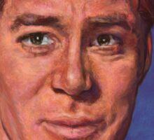William Shatner is Captain James T. Kirk Sticker