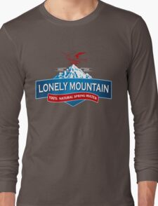 An Unexpected Beverage Long Sleeve T-Shirt