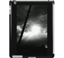 The Pole and the Chain iPad Case/Skin
