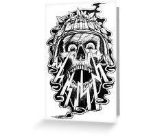 Death Dealer Greeting Card