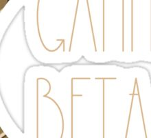 Gamma Phi Beta Sticker