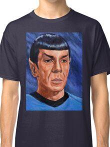 Leonard Nimoy is Mr. Spock Classic T-Shirt