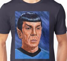 Leonard Nimoy is Mr. Spock Unisex T-Shirt