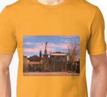 Old Southwestern Ghost Town Unisex T-Shirt